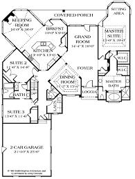 custom home building floor plans