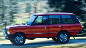 first range rover ever made jalopnik