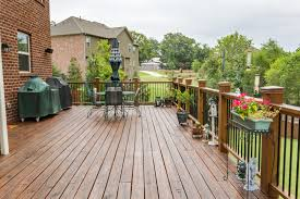 bond deck and patio