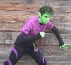 Teen Titans Halloween Costumes Beast Cosplay Costumes Cosplay Beast Boy Teen