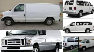 2007 Ford E150 Ford E150 All Years And Modifications With Reviews Msrp