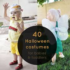 remodelaholic 40 costumes for babies toddlers