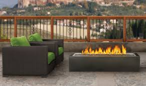 gas log fire pit table napoleon linear patioflame gpfl48mhp