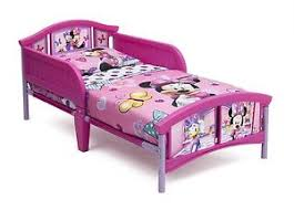 Sofia The First Toddler Bed Delta Toddler Bed Ebay