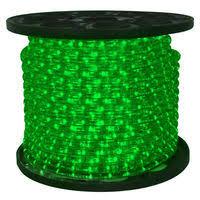 green led rope light 12v rope light spools 1000bulbs