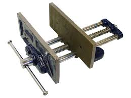 proper way to mount a vise the garage journal board work bench