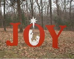 Christmas Outdoor Decorations Houston by Christmas Yard Art Etsy