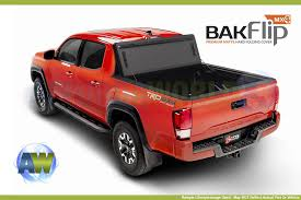 Folding Bed Cover Bak Industries 448100 Bakflip Mx4 Hard Folding Truck Bed Cover Ebay