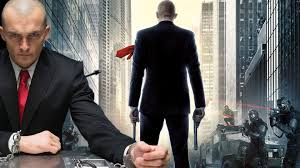 Hitman Halloween Costume Hitman Agent 47 Video Game Adaptation