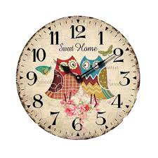online get cheap clock owl wall aliexpress com alibaba group