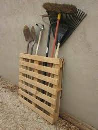 Diy Garden Tool Storage Ideas Diy Furniture Projects Made Of Whole Pallets Yard Tools Garage