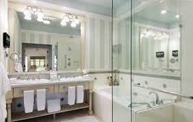 Modern Cottage Bathroom Modern Hospitality Hotel Interior Design Of The Broadmoor Hotel