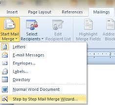 cara membuat mail merge di word 2013 cara membuat mail merge pada microsoft word 2010 binus center blog