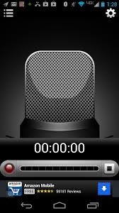 record audio android top four android voice recorder applications techrepublic