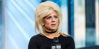 theresa tlc hair styles theresa caputo in church alone after shocking split from husband larry