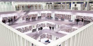 stuttgart city library the world u0027s most beautiful libraries enterprise magazine