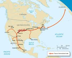Santa Fe Map Chapter 10
