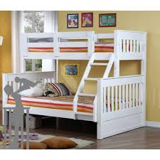 Bunk Bed With Cot Riley Single Over Double Bunk U2013 In Stock Ready To Ship U2013 Out Of