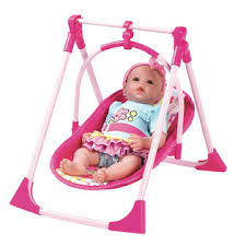 swing set for babies adora dolls 4 in 1 play set baby carrier seat swing and high