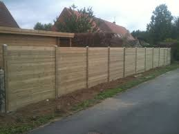 cloture de jardin pas cher brise vue de jardin pas cher 11 cloture bois autoclave mzaol