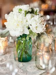 jar centerpiece ideas beautiful jar wedding flowers floral wedding inspiration