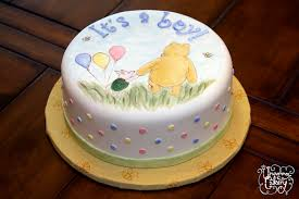 winnie the pooh baby shower cakes winnie the pooh baby shower cake a baby show flickr