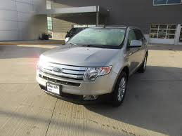 ford edge crossover used ford edge for sale in sioux city ia sioux city ford lincoln