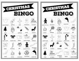 printable christmas bingo cards pictures free christmas bingo printable cards paper trail design