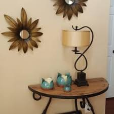 small foyer table ls leanna hart designs get quote interior design 445 highland ave