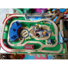 imaginarium train table instructions classic train table with round house