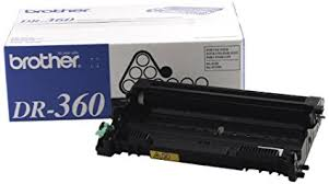 brother printer drum light amazon com brother dr360 drum unit retail packaging office products
