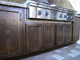 aluminum outdoor kitchen cabinets custom furniture finishes splat paint ta and st petersburg