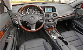 mercedes e class features 2011 mercedes e class review features prices invoice