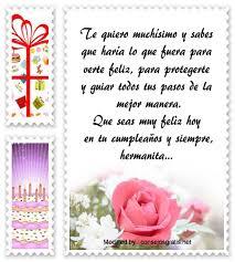 imagenes hermana querida feliz cumpleaños mensajes de cumpleaños para mi hermana saludos de cumpleaños