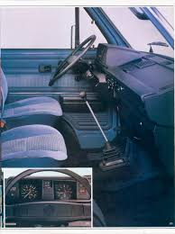 volkswagen eurovan camper interior thesamba com vw archives 1983 vw vanagon and vanagon camper