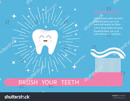 halloween background dental tooth icon brush your teeth big stock vector 653540185 shutterstock