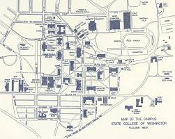 Washington State University Campus Map by Wsu Campus Map Images Reverse Search