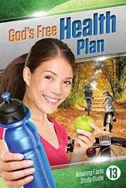 god s god s free health plan bible study guides amazing facts