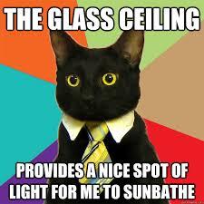 Ceiling Cat Meme - the glass ceiling cat meme cat planet cat planet