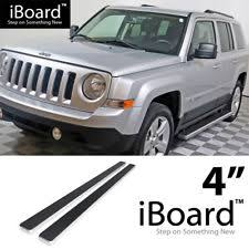 jeep patriot nerf bars nerf bars running boards for jeep patriot with warranty ebay
