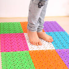 Bathroom Floor Mats Rugs 30 20cm Non Slip Toilet Floor Mats Bathroom Carpet Plastic Bath Wc