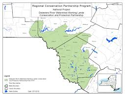 Map Program Regional Conservation Partnership Program National Projects 2017