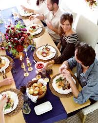 thanksgiving pottery barn 3 easy small space thanksgiving dinner seating tips from camille