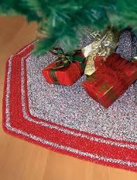 crochet christmas tree skirts afghans and more with granny square