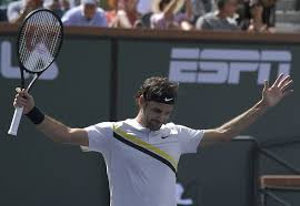 Seeking Title Federer Seeking 6th Title At Indian Against Potro The