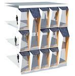 UNStudio designs dynamic tower facade that controls indoor climate dezeen.com