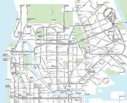 Mta Subway Map Nyc by Mapping Subways Buses And Free Transfers In One Place 6sqft