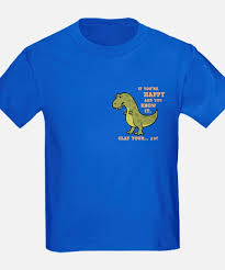 t rex happy and you it t rex if youre happy and you it clap your kid s