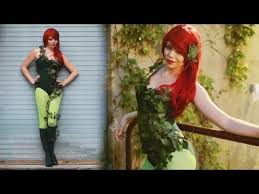 Poison Ivy Halloween Costume Ideas 24 Images Poison Ivy