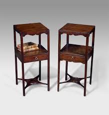 Vintage Bedside Tables Antique Regency Style Bedside Tables Regency Style Antique